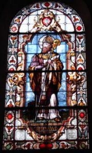 Św. Chrodegang z Metzu, biskup