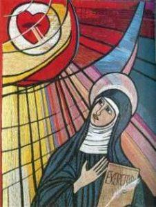Św. Gertruda Wielka