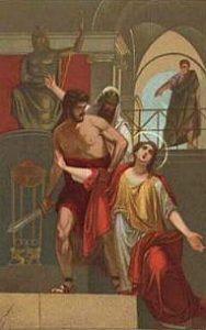 Św. Sabina, męczennica