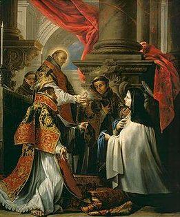 Św. Teresa odJezusa