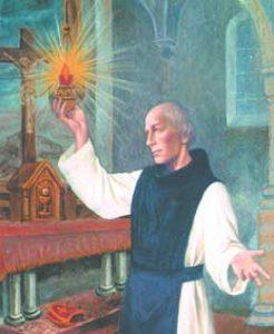 Bł. Wincenty Kadłubek, biskup, zakonnik