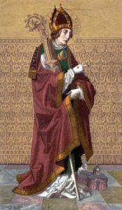 Św. Wirgiliusz (Fergal), biskup