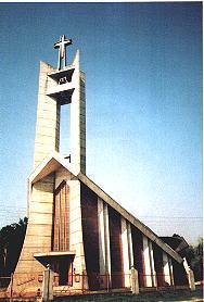 Kościół Matki Bożej zGuadelupe wLaskach