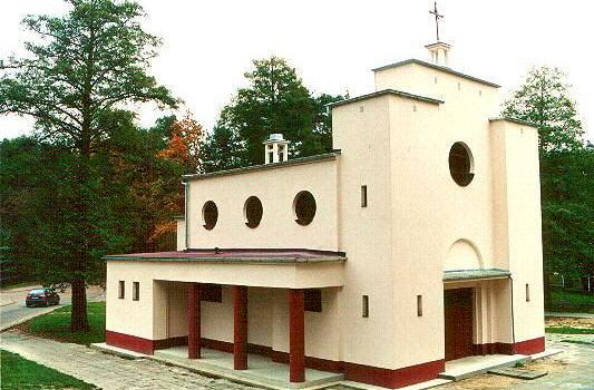 Historia starego kościółka