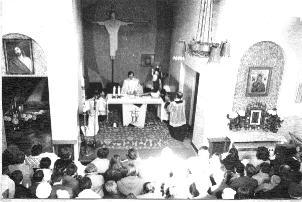 Początki parafii