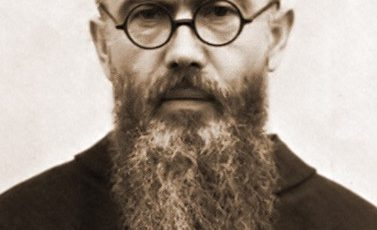 Św. Ojciec Maksymilian Kolbe