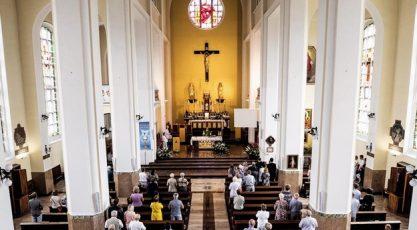 Pora wracać do kościoła