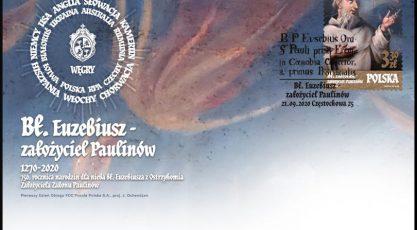 Bł. Euzebiusz – założyciel Paulinów