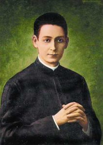 Bł. August Czartoryski, prezbiter