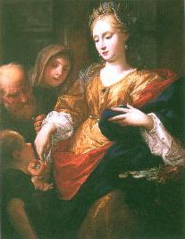 Św. Elżbieta Węgierska, królowa