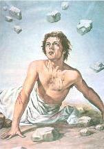 Św. Szczepan, diakon, męczennik