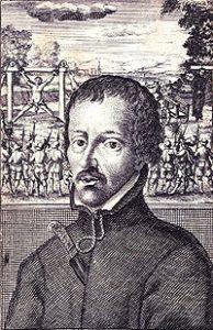 Św. Edmund Campion, kapłan, męczennik