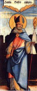 Św. Godfryd zAmiens, biskup