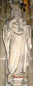 Bł. Hartmann, biskup
