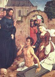 Św. Łazarz, biskup