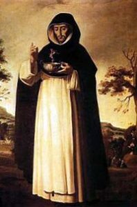 Św. Ludwik Bertrand, kapłan