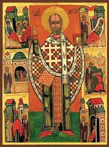Św. Mikołaj, biskup