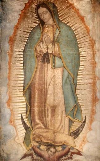 Najświętsza Maryja Panna zGuadalupe