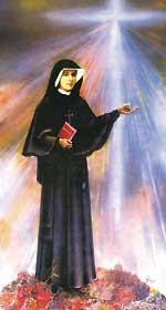 Św. Faustyna Kowalskia, zakonnica