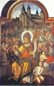 Św. Willibrord, biskup