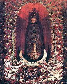 Cudowna Figura Matki Boskiej Skępskiej