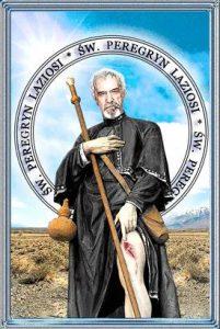 Św. Peregryn Laziosi, zakonnik