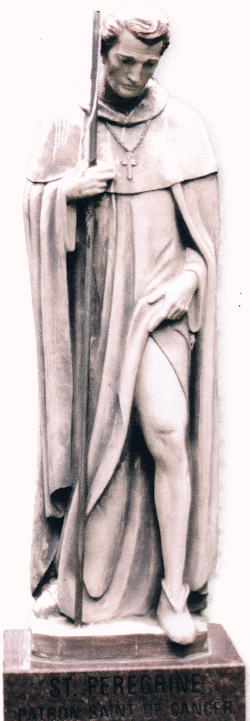 Św. Peregryn Laziosi