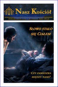 Nasz Kościół - Jesień 2016 Okładka 1