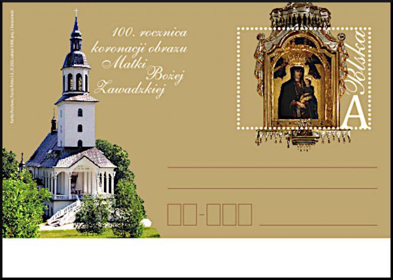100. rocznica koronacji obrazu Matki Bożej Zawadzkiej