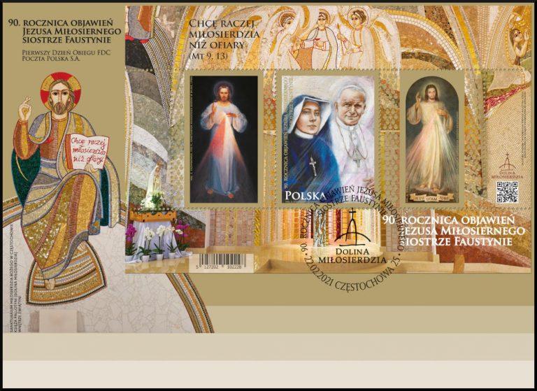 90. rocznica objawień Jezusa Miłosiernego siostrze Faustynie