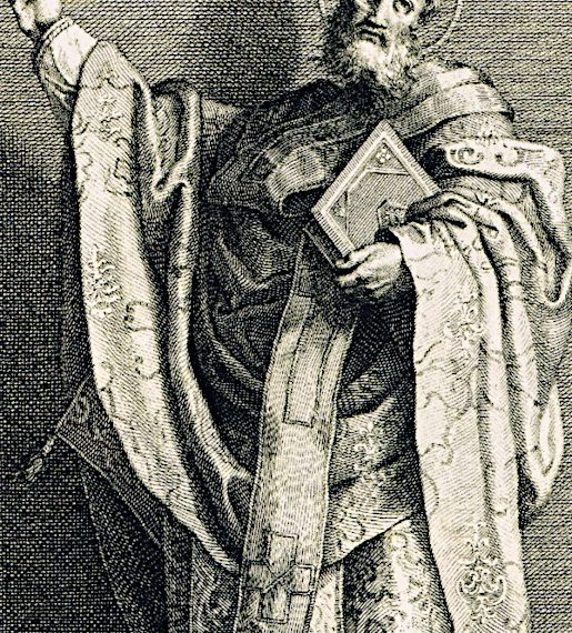 Św. Grzegorz zNazjanzu
