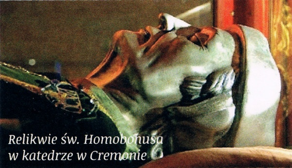 Św. Homobonus