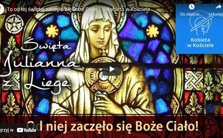 Św. Julianna zLiège