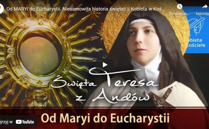 Św. Teresa odJezusa de Los Andes